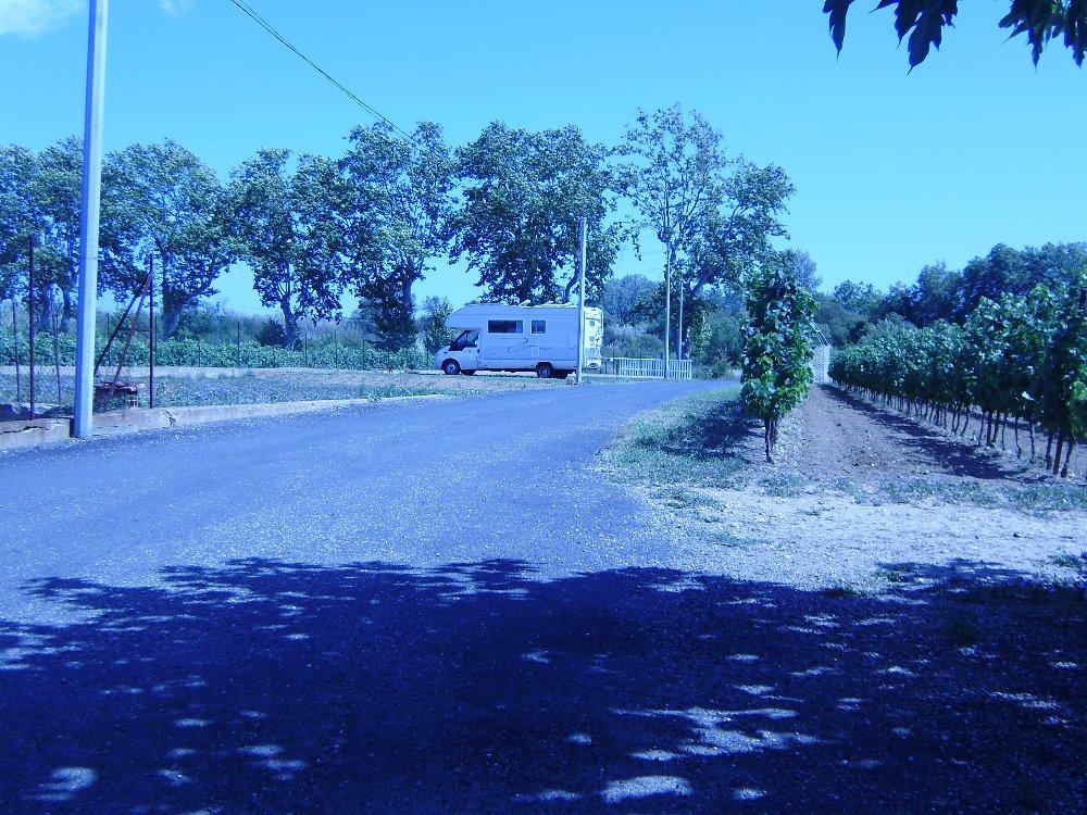 Aire camping-car à Béziers (34500) - Photo 1